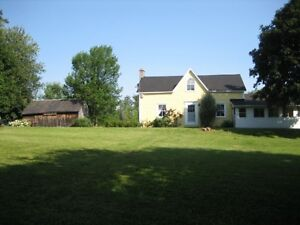 Country House, quiet setting - R.R. #1 Kingston, Highway #2 East Kingston Kingston Area image 2