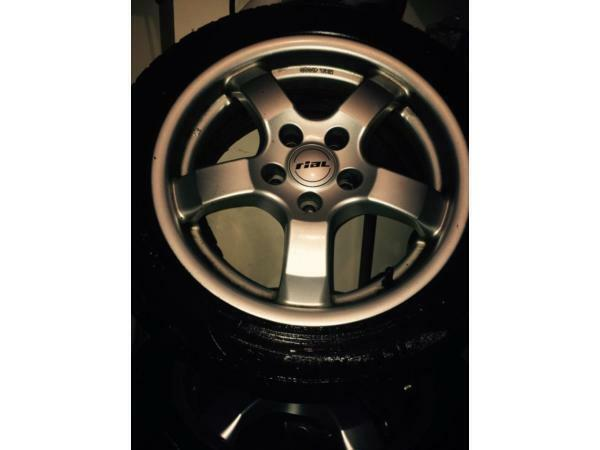 25555 R16 Winter Tyres And Alloys X4 Vauxhall Zafira Signum Astra