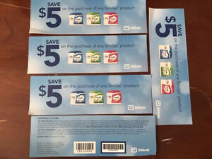 Similac coupons for trade