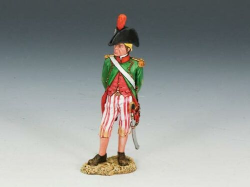King & Country NE017 Napoleon in Egypt French Officer