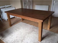 Used IKEA Forsby table