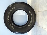 225/75R16 Motomaster Total Terrain A/T2  Tires. Set Of 4 No Rims