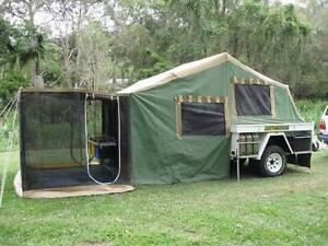 Trak Shak Majestic Australian Built Melrose Park Mitcham Area Preview