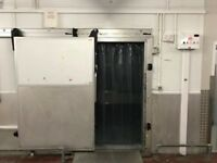 Large Commercial Walk In Freezer (3.4 M x 4 M x 2.9 M)