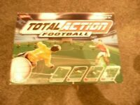 Total Action Football - subbuteo style game - Never Used / Like New