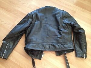 For Sale - Leather Motorcycle Jacket