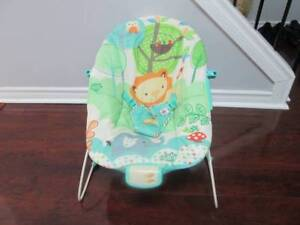 BRIGHT STARTS BABY SLEEPING CHAIR FOR SALE