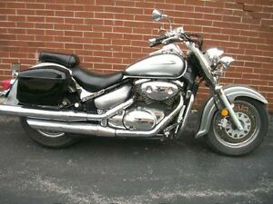 2002 Suzuki Intruder Volusia