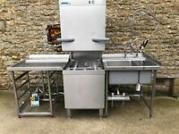 Winter halter Gs 502 Pass through Dishwasher