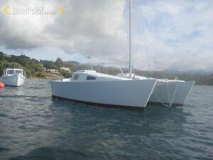 Sailing Catamaran Two Berth Blackmans Bay Kingborough Area Preview
