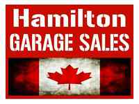 Hamilton Garage Sales on Facebook & Our New Website!