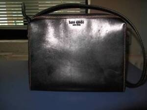 Small Black Kate Spade Purse - Excellent Condition