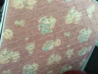 excellent condition double bed mattress
