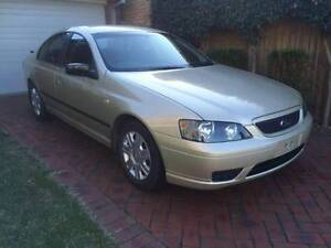 Ford Falcon XT BF 2006 *** WRECKING *** on PARTS only Mill Park Whittlesea Area Preview