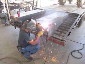 Welding and repairs