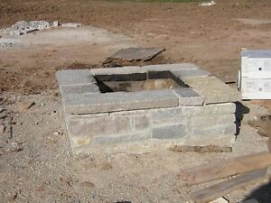 Wanting stone or brick for fire pit