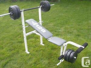 Wieder Weight Bench