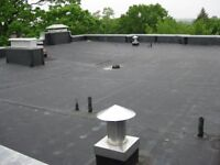FLAT ROOFING AND REPAIR