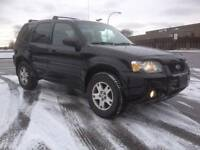 2005 Ford Escape **ToitOuvrant**CuirChauffant*Model 4X4