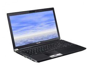 "15.6"" Toshiba Tecra R850 Core i7 8.0RAM/500HD Win10 Pro Laptop"