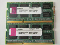 DDR3 4 GIGS KINGSTON DDR3 8500S LAPTOP RAM