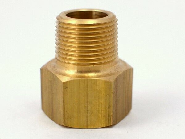 "3/4"" NPT Male to Female Brass Adapter 3/4-14 Repl. 222P-12-12 222P12 3200x12x12"