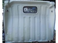 Bulkhead for van