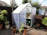 small greenhouse for free