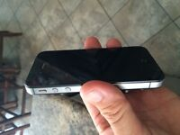 iPhone 4s 8g great condition black