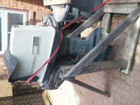 70HP Johnson Outboard Motor for Sale
