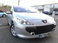 Peugeot 307 Sport 1.6 16v S Tiptronic 5dr Automatic / Very good condition / New Timing Belt+Filter