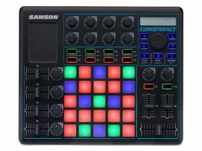 Samson Conspiracy - Usb Midi Controller 25 Pad (DJ, Rotary Encoder Ableton...