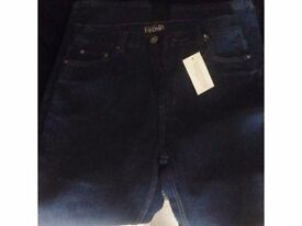 Men's New Dark Stonewashed Jeans W36 in x 30 in L £12.00