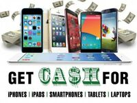 Cash Paid iPhone 7 6s 7 Plus 6s Plus 8 8 Plus Samsung s8 s8 Plus Note 8 s7 s7 edge Google Pixel iPad