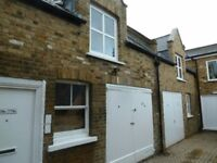 WORKSHOP TO LET IN NORTH FINCHLEY / LOW RENT FIXED FOR 3 YEARS