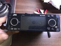 JVC KD AVX2 DVD player
