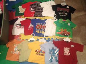 Boys sz 2 summer clothes