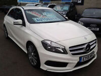 Mercedes-Benz A-Class A180 [1.5] CDI AMG Sport Auto (HALF LEATHER)