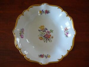 JLmenau Germany beautiful fruit Bowl