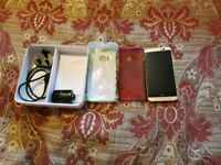 HTC m9 32GB unlocked