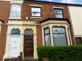 FULLY FURNISHED DOUBLE ROOMS TO LET IN SHARED HOUSE IN FULWOOD