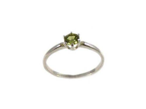 RARE Demantoid Ring Green Garnet Antique Gemstone of Ancient Celts Romans Persia