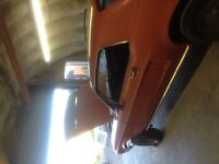 1968 Ford Mustang coupe project