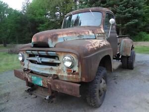 WANTED: 50's / 60's dually truck.