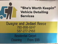 Carpet cleaning  serving Evansburg and surrounding