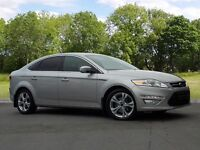 Ford MONDEO TITANIUM X BUSINESS EDITION TDCI START/STOP (silver) 2014
