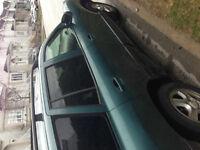 2001 Hyundai Santa Fe Convertible