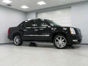 CADILLAC ESCALADE EXT TRUCK WELL MAINTAINED!!