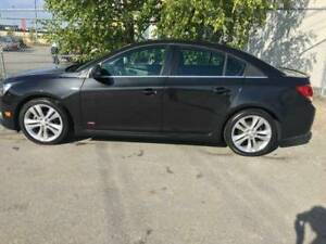 78,500Km - 2012 Chevy Cruze LT RS 1.4L Turbo LOADED