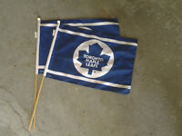 Toronto Maple Leaf official flags